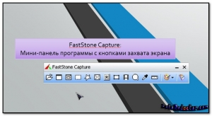 FastStone Capture рисунок №1